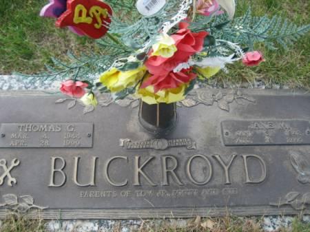 BUCKROYD, JANE M - Polk County, Iowa | JANE M BUCKROYD