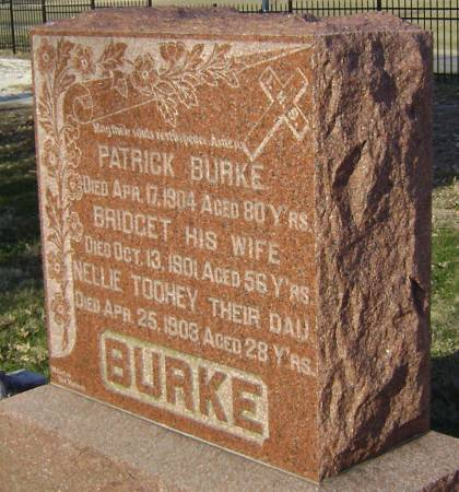 BURKE, BRIDGET - Polk County, Iowa | BRIDGET BURKE