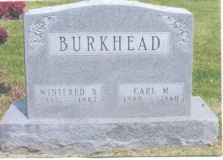 DOUGLAS BURKHEAD, WINNIFRED B. (WINNIE) - Polk County, Iowa | WINNIFRED B. (WINNIE) DOUGLAS BURKHEAD