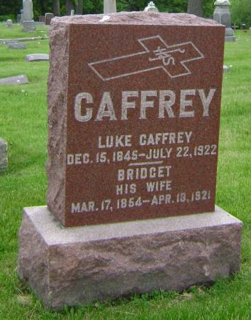 CAFFREY, LUKE - Polk County, Iowa | LUKE CAFFREY