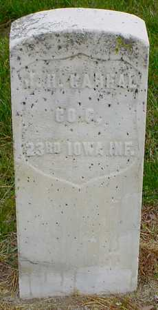 CAHAL, JAMES HARVEY. - Polk County, Iowa   JAMES HARVEY. CAHAL