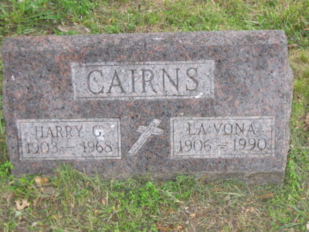 CAIRNS, HARRY  C. - Polk County, Iowa | HARRY  C. CAIRNS
