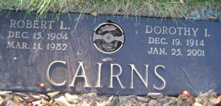 CAIRNS, ROBERT L - Polk County, Iowa | ROBERT L CAIRNS