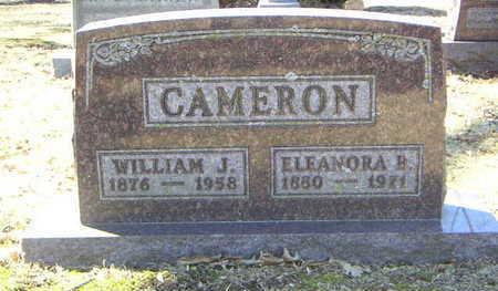 CAMERON, ELEANORA B. - Polk County, Iowa   ELEANORA B. CAMERON