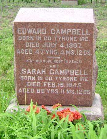 CAMPBELL, EDWARD - Polk County, Iowa | EDWARD CAMPBELL