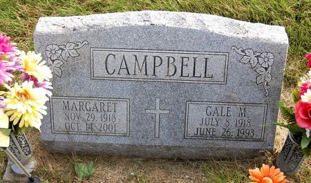 CAMPBELL, MARGARET - Polk County, Iowa | MARGARET CAMPBELL