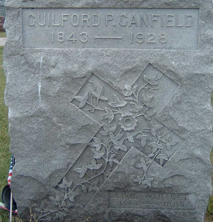 CANFIELD, GUILFORD - Polk County, Iowa | GUILFORD CANFIELD