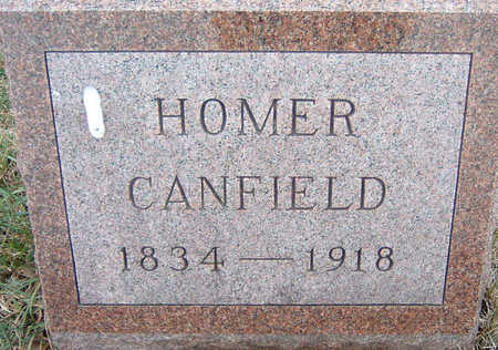 CANFIELD, HOMER - Polk County, Iowa | HOMER CANFIELD