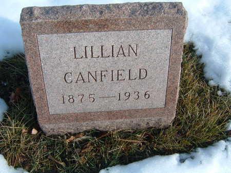 CANFIELD, LILLIAN - Polk County, Iowa   LILLIAN CANFIELD