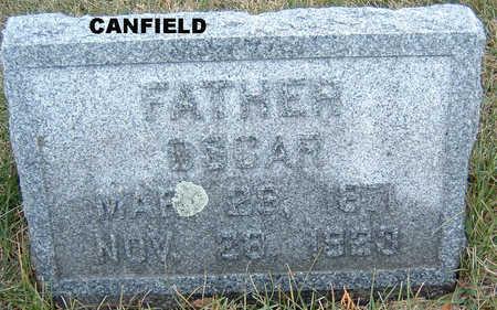 CANFIELD, OSCAR - Polk County, Iowa | OSCAR CANFIELD