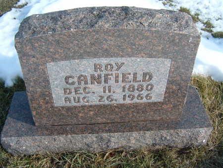 CANFIELD, ROY - Polk County, Iowa | ROY CANFIELD