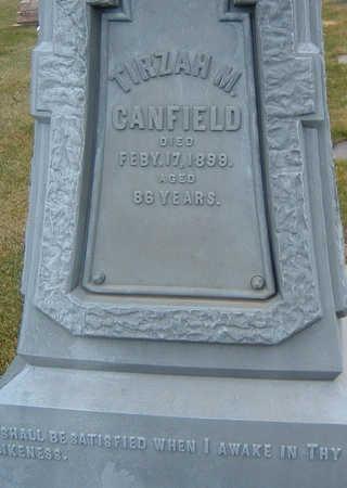 CANFIELD, TIRZAH - Polk County, Iowa | TIRZAH CANFIELD