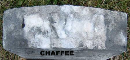CHAFFEE, EVA - Polk County, Iowa | EVA CHAFFEE