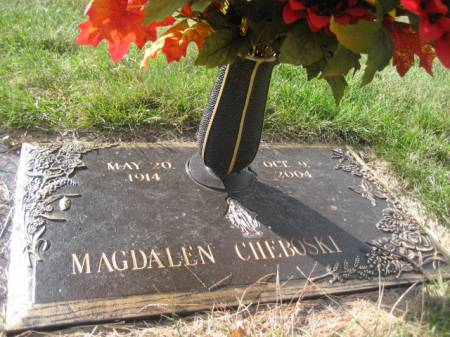 CHEBOSK, MAGDALEN - Polk County, Iowa | MAGDALEN CHEBOSK