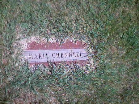CHENNELL, MARIE - Polk County, Iowa | MARIE CHENNELL