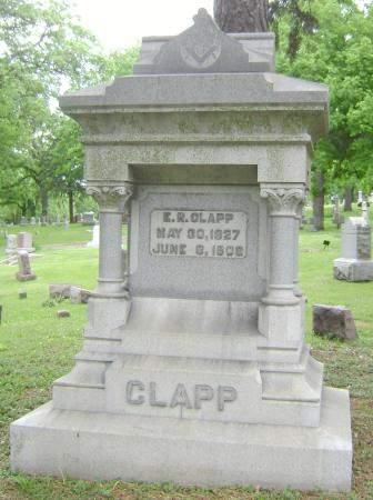 CLAPP, E.R - Polk County, Iowa | E.R CLAPP