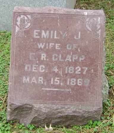 CLAPP, EMILY J - Polk County, Iowa | EMILY J CLAPP