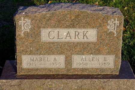 CLARK, ALLEN B. - Polk County, Iowa | ALLEN B. CLARK
