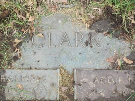 CLARK, CHARLES  F. - Polk County, Iowa   CHARLES  F. CLARK