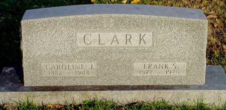CLARK, FRANK S. - Polk County, Iowa | FRANK S. CLARK