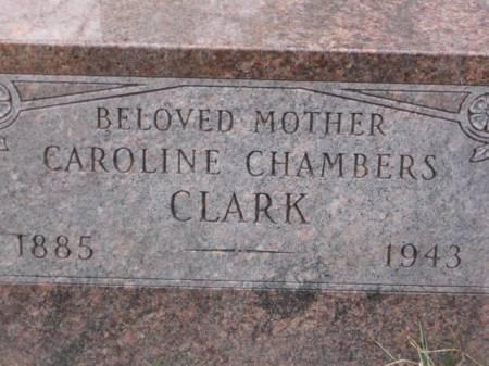 CLARK, CAROLINE - Polk County, Iowa | CAROLINE CLARK