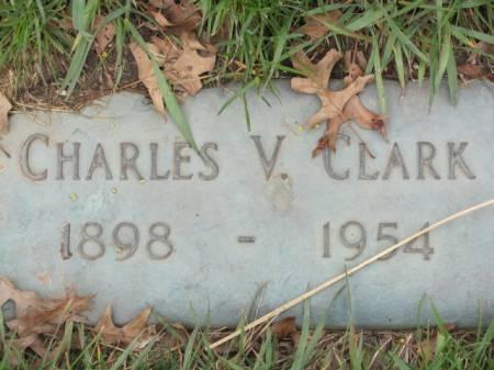 CLARK, CHARLES  V. - Polk County, Iowa | CHARLES  V. CLARK