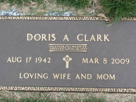 CLARK, DORIS  A. - Polk County, Iowa | DORIS  A. CLARK