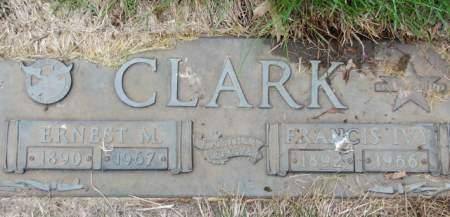 CLARK, ERNEST  M. - Polk County, Iowa | ERNEST  M. CLARK