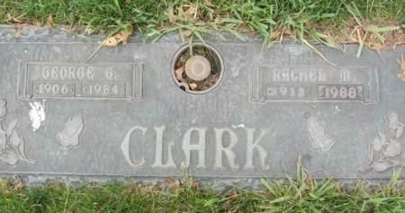 CLARK, GEORGE  G. - Polk County, Iowa | GEORGE  G. CLARK