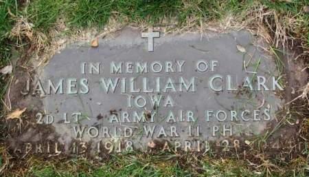 CLARK, JAMES  WILLIAM - Polk County, Iowa   JAMES  WILLIAM CLARK