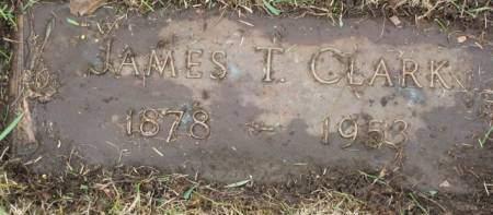 CLARK, JAMES  T. - Polk County, Iowa   JAMES  T. CLARK
