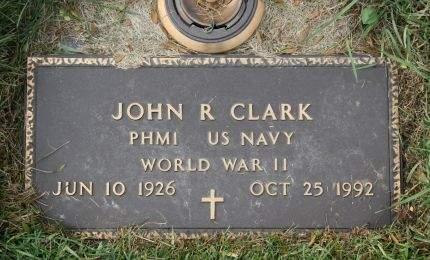 CLARK, JOHN  R. - Polk County, Iowa   JOHN  R. CLARK