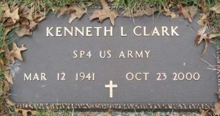 CLARK, KENNETH  L. - Polk County, Iowa | KENNETH  L. CLARK