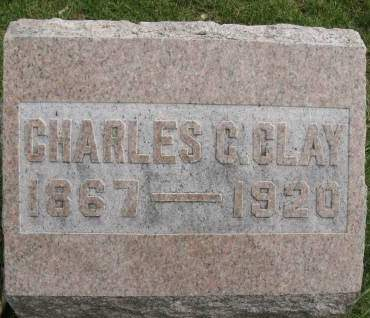 CLAY, CHARLES - Polk County, Iowa | CHARLES CLAY