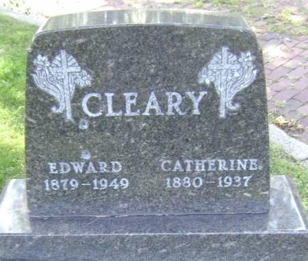 CLEARY, EDWARD - Polk County, Iowa | EDWARD CLEARY