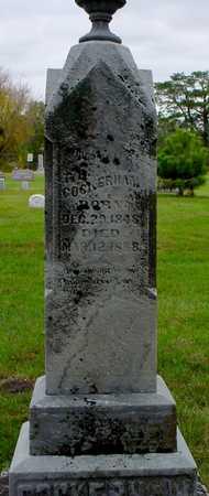 COCKERHAM, T. B. - Polk County, Iowa | T. B. COCKERHAM