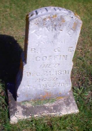 COFFIN, EARL E. - Polk County, Iowa | EARL E. COFFIN