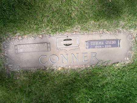 CONNER, EUPHEMIA - Polk County, Iowa | EUPHEMIA CONNER