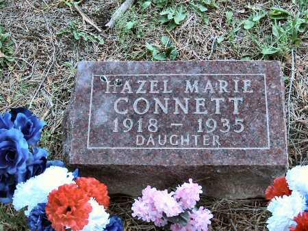 CONNETT, HAZEL MARIE - Polk County, Iowa | HAZEL MARIE CONNETT
