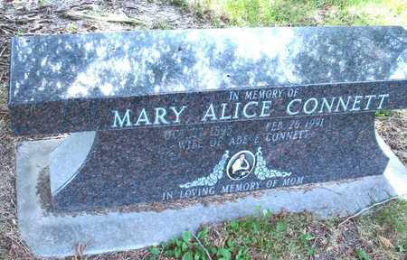 CONNETT, MARY ALICE - Polk County, Iowa | MARY ALICE CONNETT