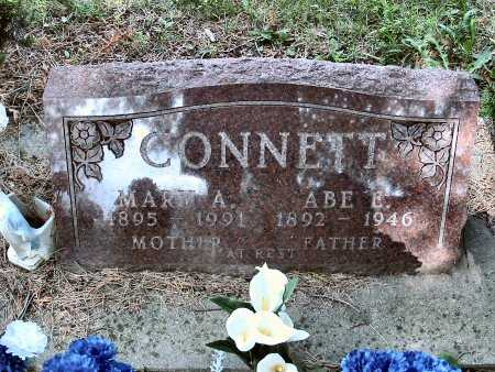 CONNETT, ABE E. - Polk County, Iowa | ABE E. CONNETT
