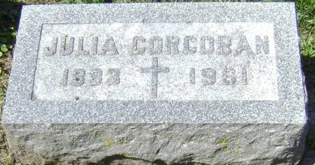 CORCORAN, JULIA - Polk County, Iowa | JULIA CORCORAN
