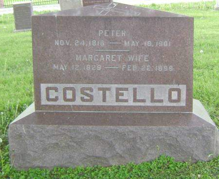 COSTELLO, PETER - Polk County, Iowa | PETER COSTELLO