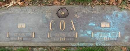 COX, ARCHIE  V. - Polk County, Iowa | ARCHIE  V. COX