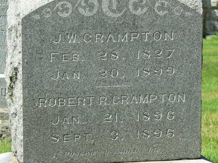 CRAMPTON, J. W. - Polk County, Iowa | J. W. CRAMPTON