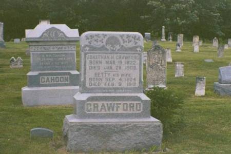CRAWFORD, JONATHAN H. & BETTY - Polk County, Iowa | JONATHAN H. & BETTY CRAWFORD