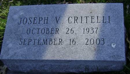 CRITELLI, JOSEPH V - Polk County, Iowa | JOSEPH V CRITELLI