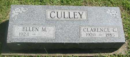CULLEY, CLARENCE C. - Polk County, Iowa | CLARENCE C. CULLEY
