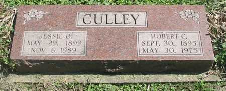 CULLEY, JESSIE O. - Polk County, Iowa | JESSIE O. CULLEY