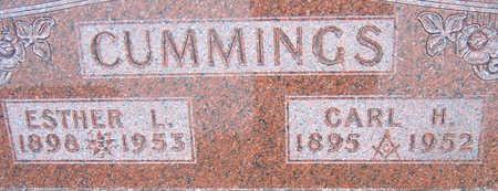 CUMMINGS, ESTHER - Polk County, Iowa | ESTHER CUMMINGS